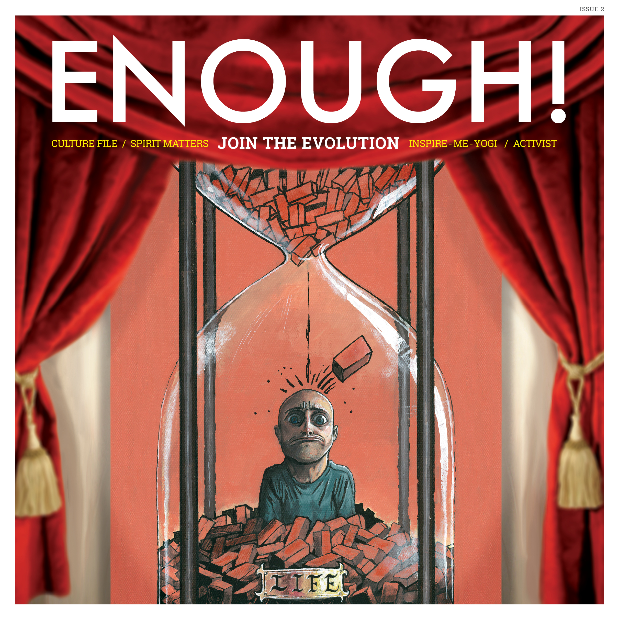 Enough Magazine Issue - 2