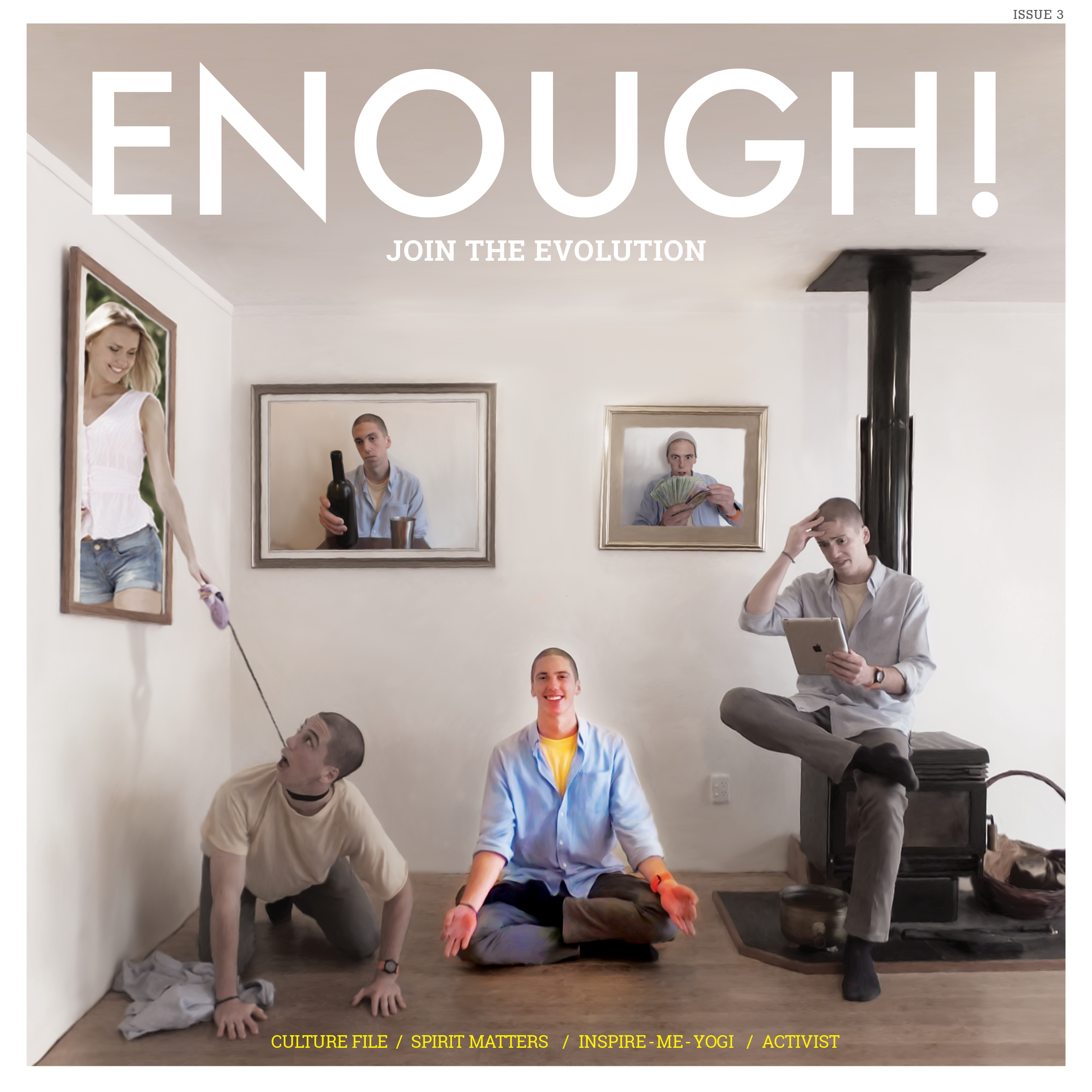 Enough Magazine - Issue 3