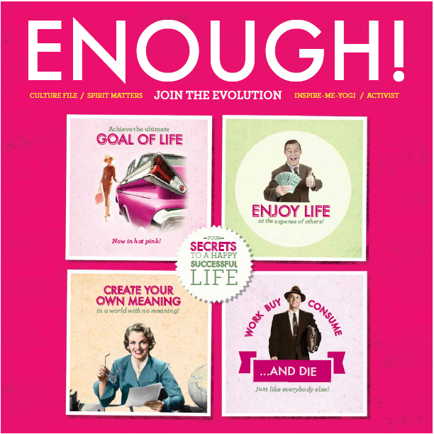 Enough Magazine - Issue 8